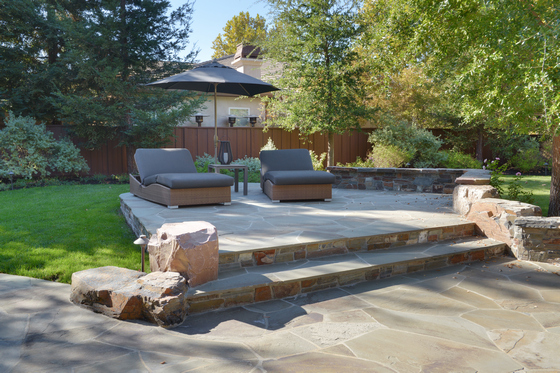 Custom backyard features for Custom backyard designs